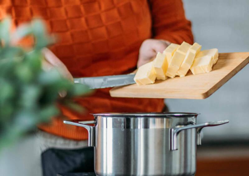 Zubereitung Lebkuchenhaus