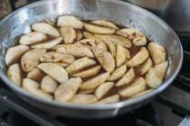 Warmer Apple Pie Zubereitung