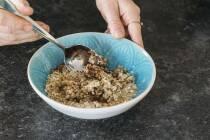 Zubereitung Porridge