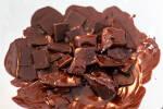 Zubereitung: Die Schokolade Schmelzen (im Wasserbad)