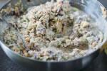 Zubereitung: Dressing zum Salat geben und abschmecken