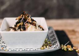 Veganes Rezept: Schwarzrettichsalat mit Joghurtdressing 1