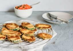 Veganes Rezept: Zucchini-Piccata 1