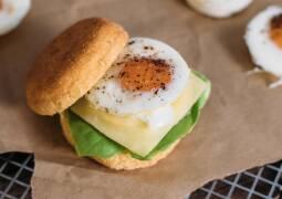 Vegetarisches Rezept: Toast'n'Egg