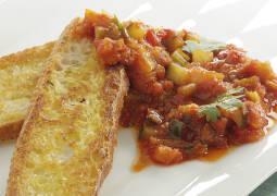 Veganes Rezept: Orientalisches Fenchel-Paprika-Ratatouille