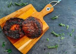 Veganes Rezept: Portobello-Steaks 1