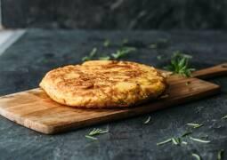 Vegetarisches Rezept: Tortilla española_1